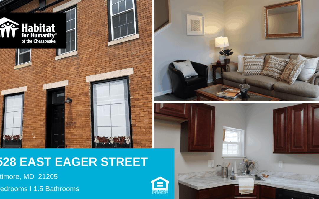2528 E. Eager Street